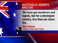 Another Indian attacked, Aussie cops admit racism