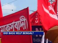Basu presided over Bengal's industrial decline
