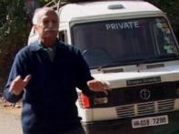 Spirited @ 60: Meet Haryana's caravan man