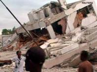 Watch: Powerful earthquake devastates Haiti