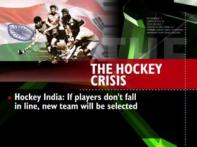 Hockey crisis: Players, officials at loggerheads
