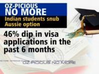 Indian students snub Australia after racial attacks
