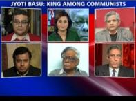 Special: Jyoti Basu, the king among communists