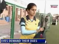 Treat us equal to men: Indian women's hockey team