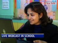 Delhi play school webcasts live feed for parents
