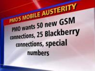 PMO shops for cheaper mobile tariff for its staff