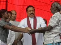 Sri Lankan ex-rebels reunited with family members