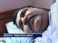 Reddy brothers threatening me: ex-mines manager