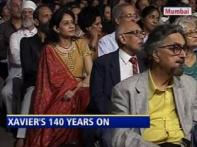 Mumbai St Xaviers turns 140, alumni reunite