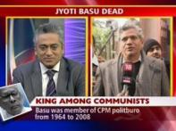 Jyoti Basu was my role model, says Yechuri: