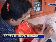 Budget of hope: tax rebate on tuition fees