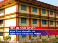 12 school children killed in Arunachal hostel fire