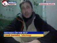 Watch:  French hostages cry for help