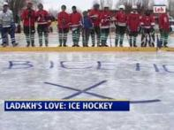 Watch:  Ice hockey enthusiast of Ladakh