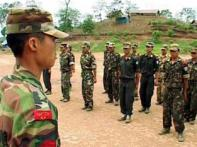Naga rebel leaders reach Delhi for talks