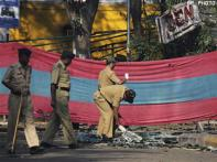 Hunt on for Pune bomber, but very few clues yet