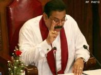 Lankan parliament dissolved ahead of new polls