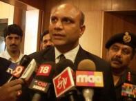 No surgical strikes on Pak terror camps: Pallam Raju