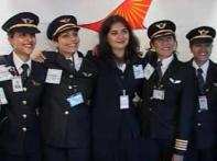 Watch: AI team celebrate Women's Day