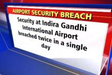 2 security breaches in one day at IGI airport