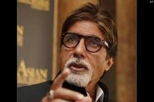 Congress, NCP split over Big B