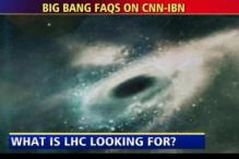 Big Bang experiment by CERN explained