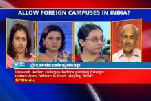 FTN: Foreign univs good for India's higher education
