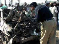 Suicide blasts in Pakistan's Lahore kill 45