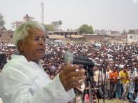 Few takers for Lalu's view on women's bill in Bihar