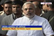 Modi's reaction on 2002 Guj riots