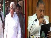 Mulayam, Lalu opposed to women's reservation Bill