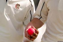 Pink ball receives mixed views in trial match