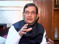 Bill only helps women from affluent families: Sharad Yadav