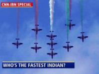 What makes men flying Surya Kiran so special