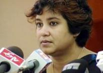 Violence over Taslima article in Karnataka, 2 killed