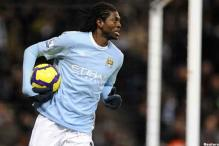 Adebayor retires from international football
