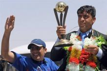 Afghan coach confident of team performing well