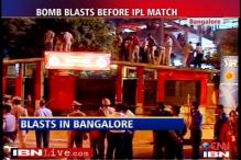 Blast claims IPL matches in B'lore
