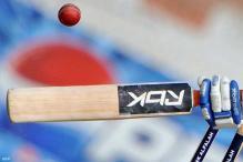 No cricket bats in 12 weeks?