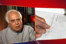 Funding not an issue for Education Bill: Kapil Sibal