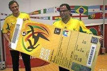 500,000 Football World Cup tickets unsold