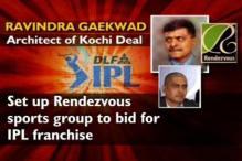 Kochi team's Ravindra Gaekwad under I-T probe