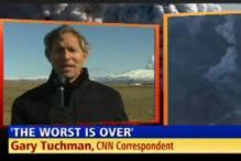 Volcanic ash cloud concerns settling down