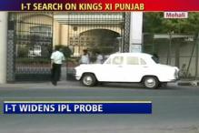 IPL franchisees also under I-T probe