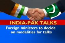 India, Pak agree on talks as the way forward