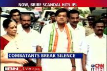 IPL saga: the Modi Tharoor face-off