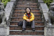 First woman to climb world's 14 highest peaks