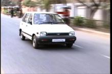 Time for farewell to good old Maruti 800