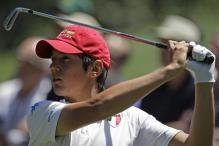 Italian youngster makes history at Masters