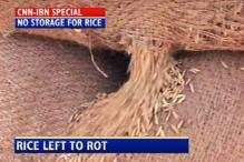 Poor left hungry while foodgrains rot